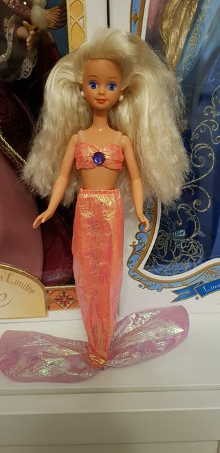 Barbie Skipper Mermaid años 90