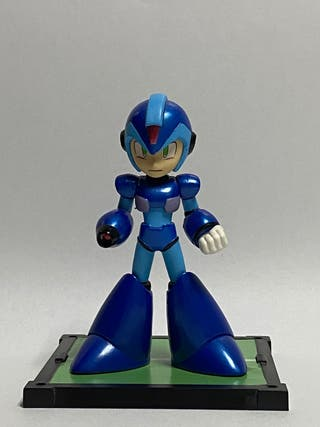 Megaman Videojuego Figura