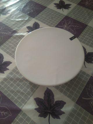 salva mantel de cerámica .