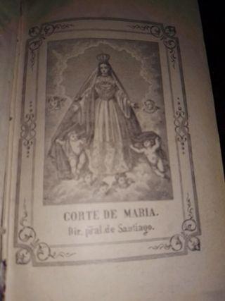 Año 1913 ocuspulos religiosos