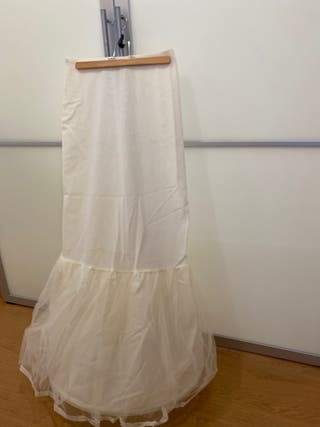Cancán para vestido de novia
