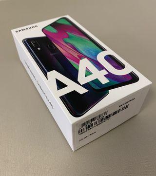 Samsung Galaxy A40 precintado