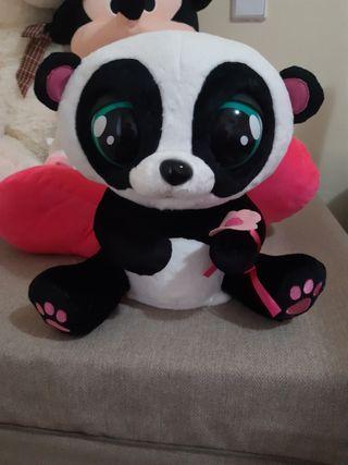 oso panda con sonidos