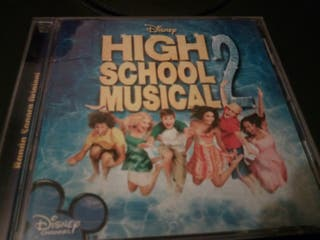 cd high school musical 2