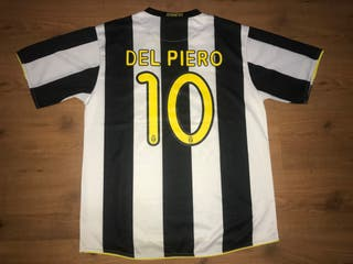 Camiseta Juventus, Del Piero