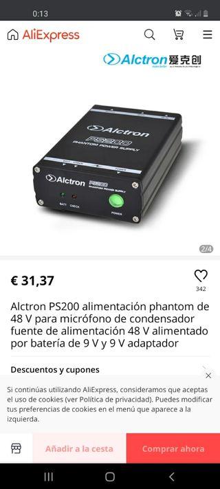 alctron ps200 48v