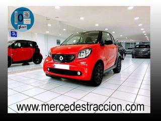 Smart Fortwo 81CV EQ Coupe/Passion/Paquete Deportivo 1.438 km