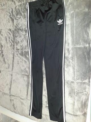 pantalon negro de Adidas original