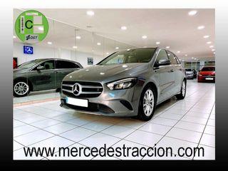 Mercedes Clase B 180 7G-DCT/Paquete Premium/Car Play/Cuero/6.450 Km