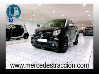 Smart Fortwo 81CV EQ Coupe/Passion/Paquete Deportivo 6.285 km