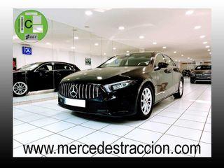 Mercedes Clase A 180 d 7G-DCT/Advantage/MBUX/Cuero