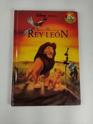 el rey león ,Disney presenta,club del libro
