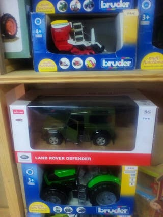 LAND ROVER Defender Radio Control
