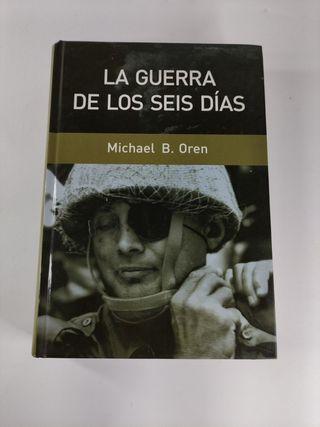 la guerra de los seis días , Michael b. oren