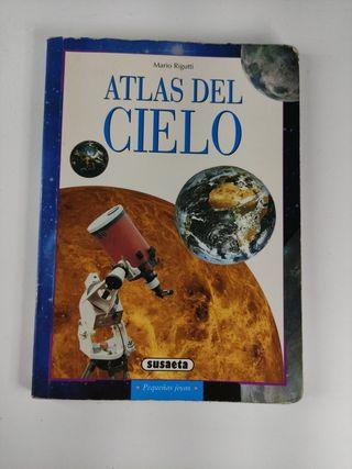 atlas del cielo ,susaeta