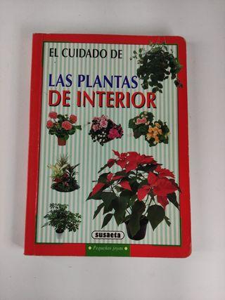 el cuidado de las plantas de interior ,susaeta