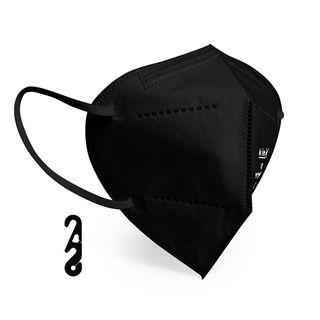 Caja 20uds Mascarillas FFP2 (negras)