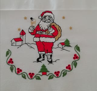 mantel de Navidad