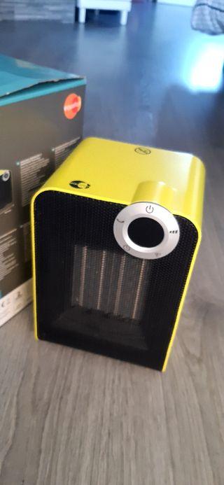 Calefactor NUEVO a estrenar 1800 W