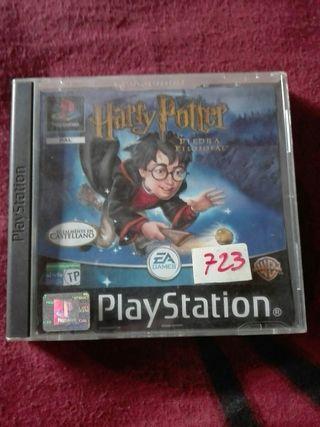 Harry Potter y la Piedra Filosofal PSX