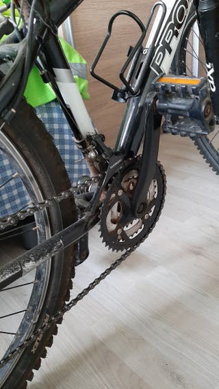 Bicicleta btt xs