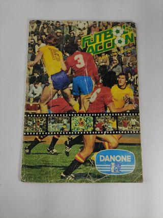 album fútbol en acción ,Danone año 1982