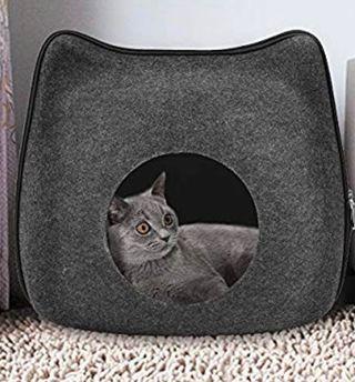 Cueva casita para gatos