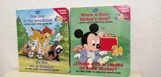 Cuentos bilingües Disney Pack