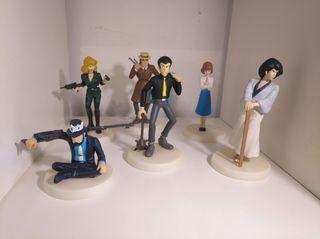 figuras coleccionables Lupin 3