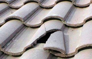 reparaciones de humedades y goteras.