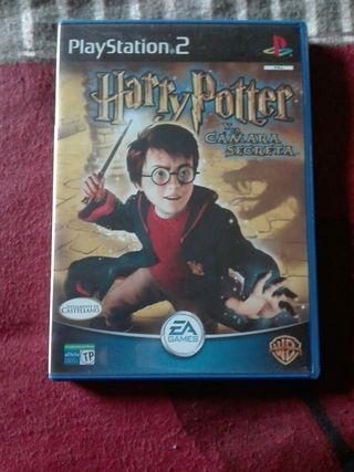 Harry Potter y la cámara secreta PS2