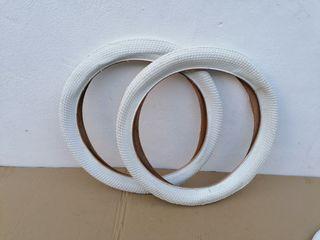 Cubiertas blancas 20x2.125
