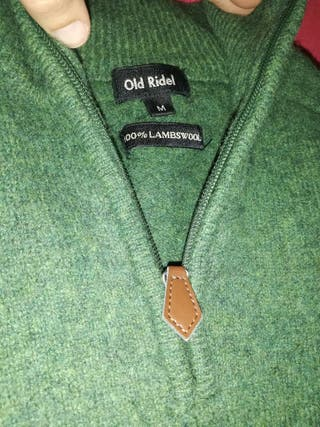 Jersey lana 100 %