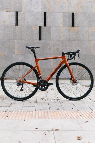 Bicicleta Carretera Basso Astra Ultegra di2 48 cm