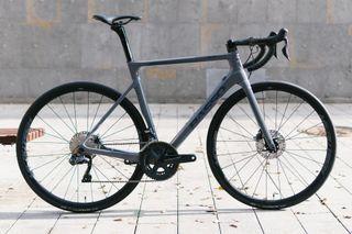 Bicicleta Carretera Basso Astra Ultegra di2 53 cm
