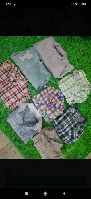 lote ropa + REGALOS