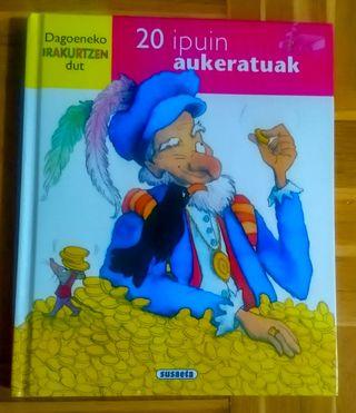 Libro lectura Euskara