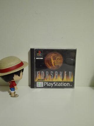 FORSAKEN (PS1/PSX)