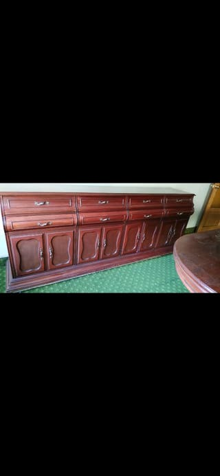 Mueble armario de salón