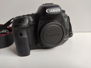 Canon EOS 7D Mark II Mk 2 cuerpo