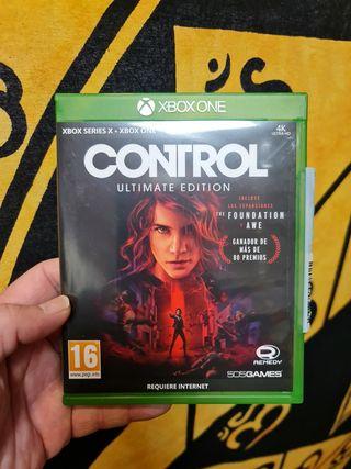 Control Ultímate edición Xbox one - series X o S