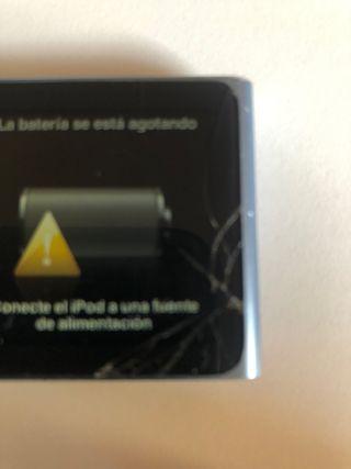 iPod nano 6 generación 8 gb