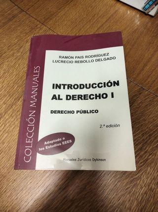 introducción al derecho I, derecho público