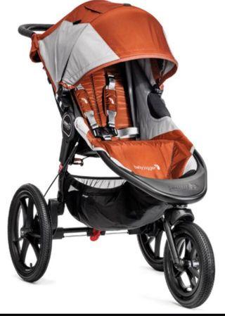 silla de paseo SummitX3 baby jogger