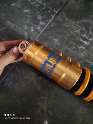 ohlins amortiguador gasgas 250