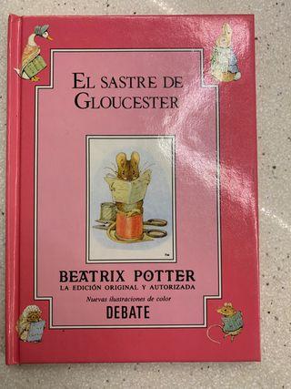 Libro El sastre de Gloucester