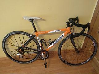 Bicicleta carretera talla S dona