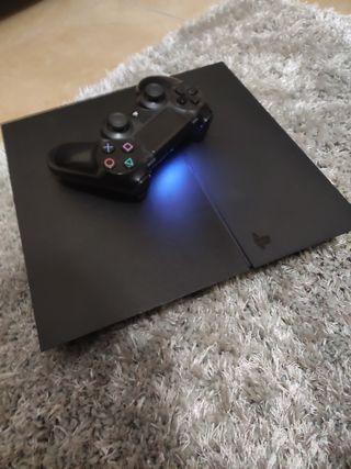 PS4 rota