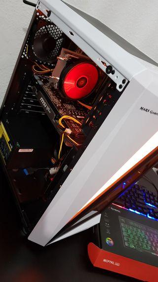 PC ALTA GAMA INTEL I7/SSD256+1TB/IMPECABLE