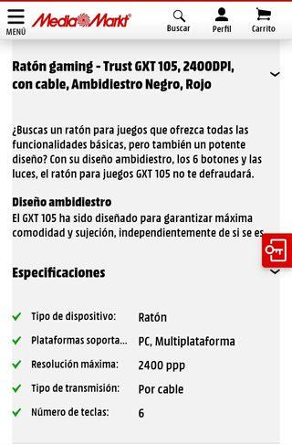 Raton gaming